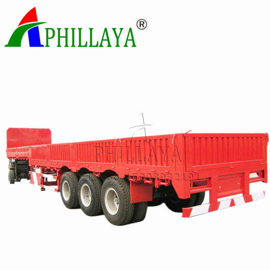 Cimc Manufacturer Supply Cargo Trailer with International Standard pictures & photos