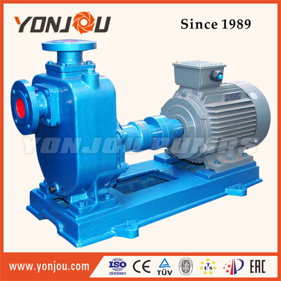 Mechanical Seal Centrifugal Self-Priming Water Pump pictures & photos
