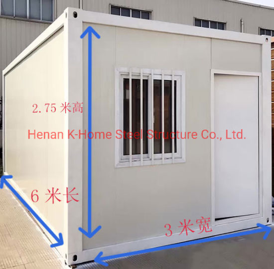 Detachable Collapsible Portable Container House