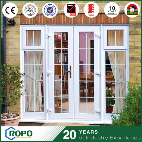 Chinese Pvc Casement Front House Exterior Door Design China Upvc