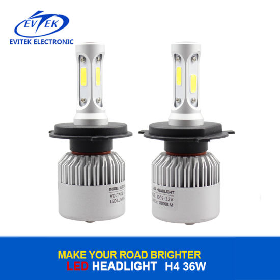 LED Car Light / Auto LED Lighting / 36W 4000lm Car Headlight LED Auto Lamp pictures & photos