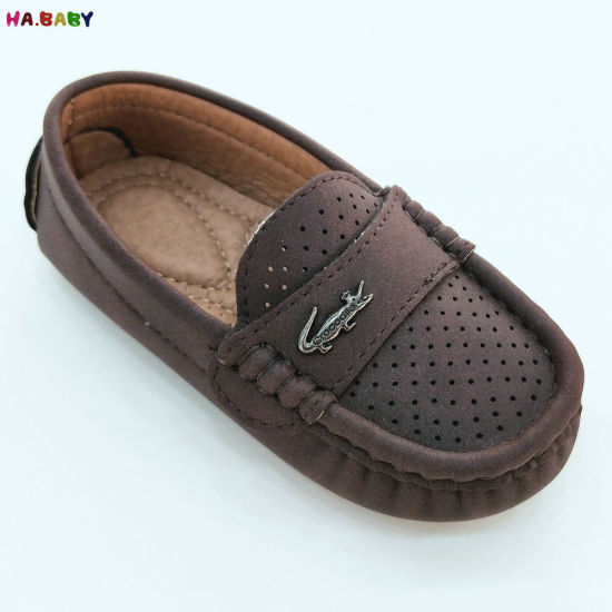 New Arrive Design Kids Casual Shoes Children Baby Boy Loafer Shoes