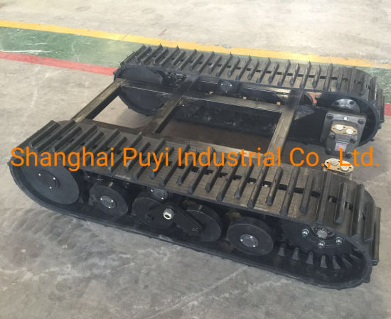 Moving Carrier Crawler Chassis Dp-Lzny-280 pictures & photos