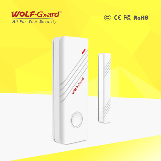 Wireless Smart Home Burglar Security GSM and WiFi Alarm System with RFID Card pictures & photos