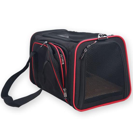 Wholesale Luxury Car Foldable Dog Pet Carrier Bag