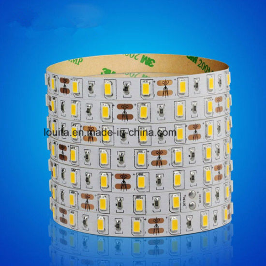 High CRI 90 60LEDs/M SMD5730 5m LED Strip pictures & photos