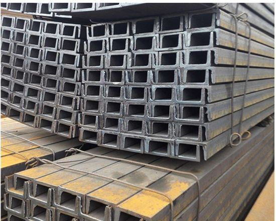 High Quality Construction Material U Steel Channel pictures & photos
