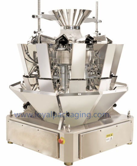 Baby Food Packing Machine Multihead Weigher pictures & photos