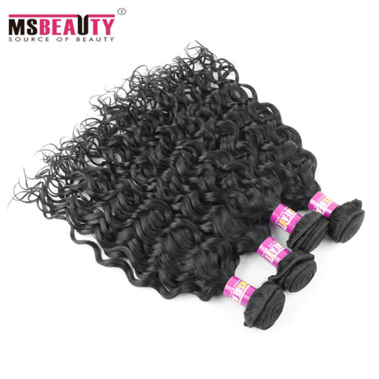 100% Human Hair Extension Unprocessed Malaysian Virgin Hair pictures & photos
