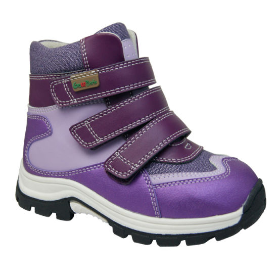 Child Comfortable Corrective Shoes Stability Shoes pictures & photos