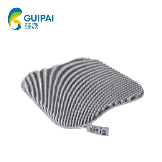 Summer Office Silicone Outdoor Car Cover Wheelchair Airplane Office Seat Cushion