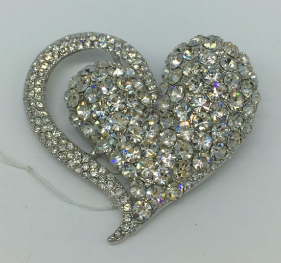 China New Design Brooch, Beautiful Craft Pearl Brooch, Ornament