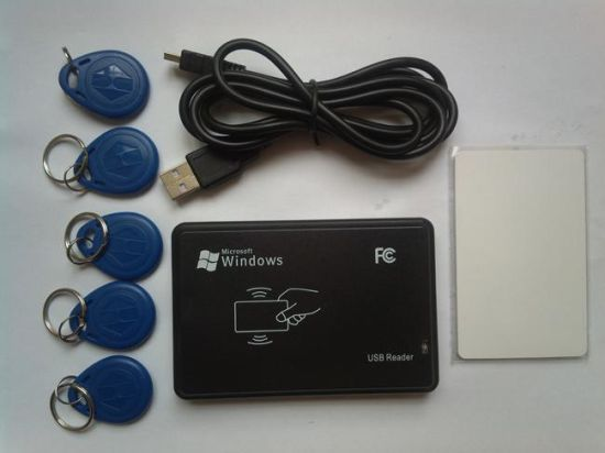 Desktop USB Interface Smart Card Reader pictures & photos