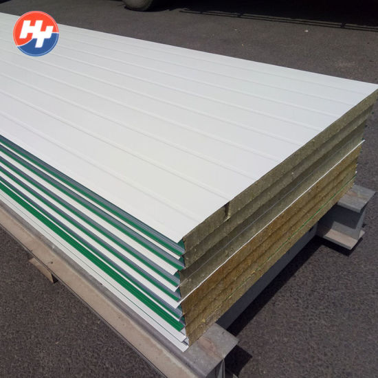 China Insulated Used Cold Room Panel Price / PU Wall Panel