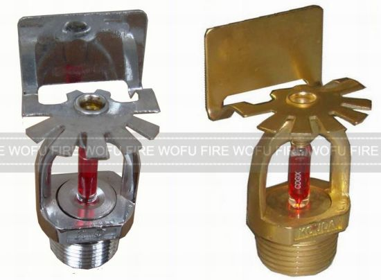 Brass Pendent Sprinkler 68degree - 1/2′′, 3/4′′ pictures & photos