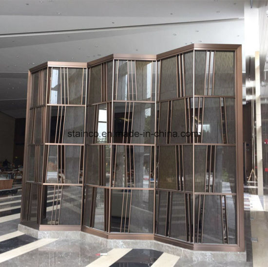 room partition furniture. Home Furniture Folding Screen Decorative Stainless Steel Room Divider Partition I