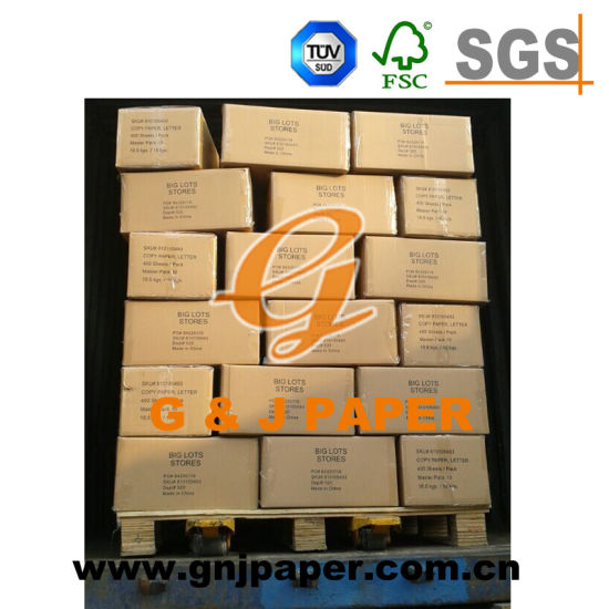 8.5X13 216X330 Recycling Legal Size Paper in China pictures & photos