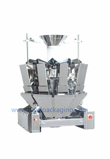 Automatic Sausage Hanging System with Multihead Weigher pictures & photos