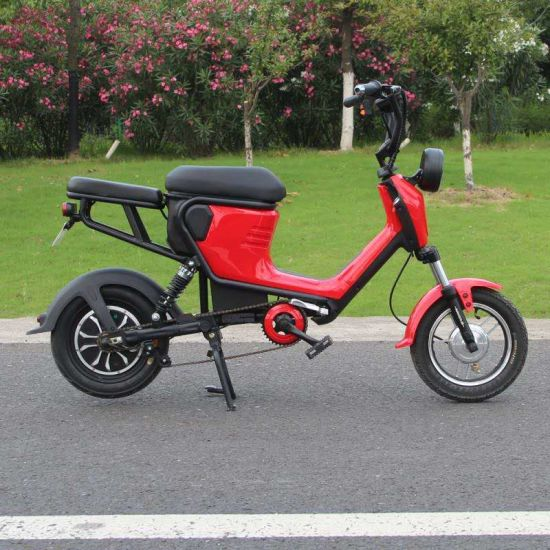Long Range Low Price Pedal Assistant Electric Bike Scooter