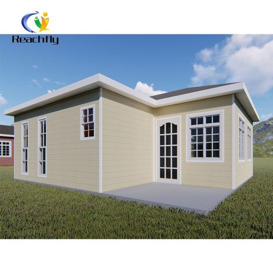 2 Bedroom Prefab Modular Home