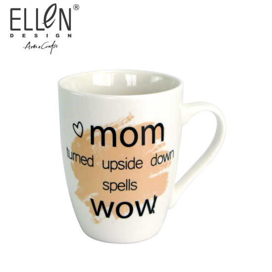 12oz Mother's Day Promotional Gift Ceramic Coffee Mug