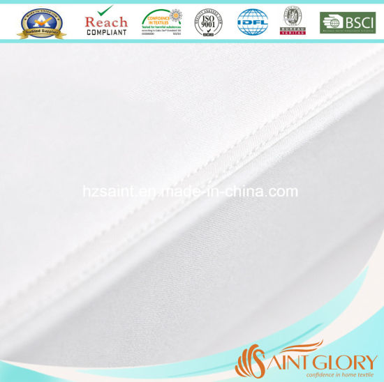 Wholesale Luxury White Duck Goose Feather Down Pillow pictures & photos