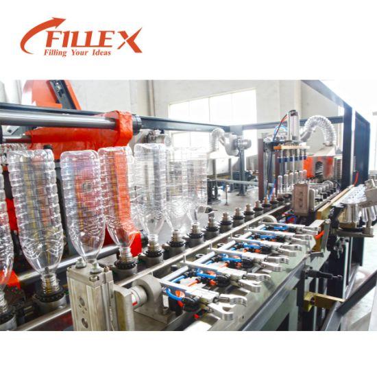 Automatic Blow Molding Machine Pet Plastic Water Bottle Blowing Machine Juice Beverage Production Line
