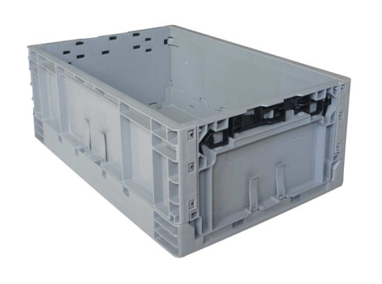 Incroyable Tpo Collapsible Plastic Auto Parts Storage Containers Boxes