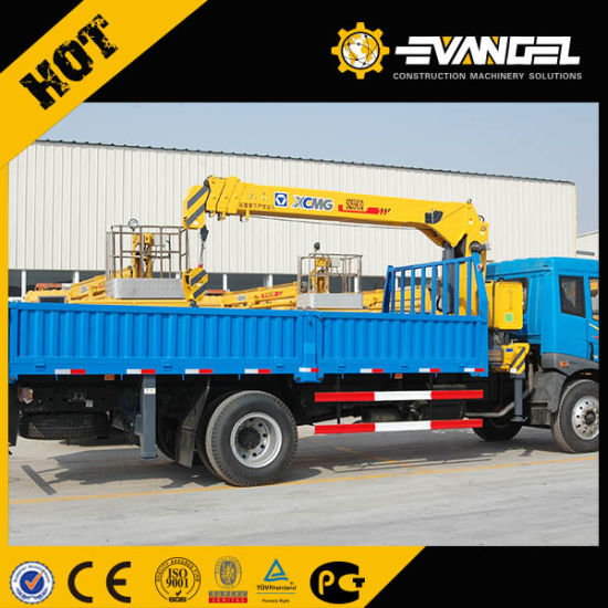 Truck Mounted Crane with 2 Load Capacity Sale (SQ5SK2Q) pictures & photos