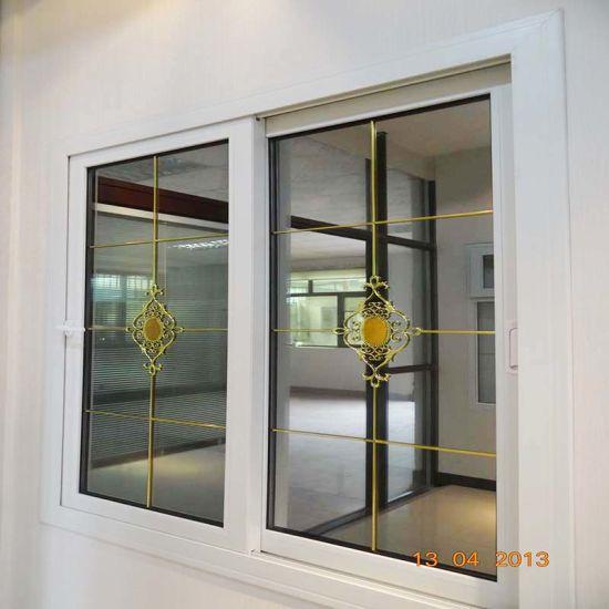 Wholesale PVC Fibre Glass Windows with Mosquito Net