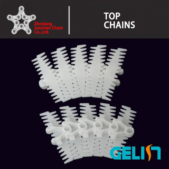 880tab Plastic Tooth Conveyor Chain/Table Top Chain/Sideflexing Chain pictures & photos