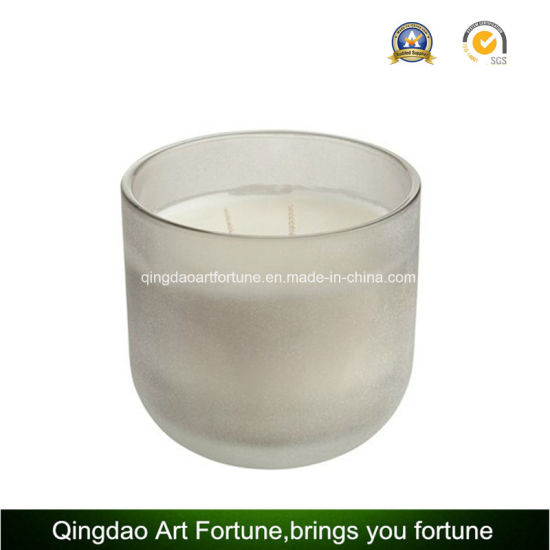 3 Wick Printed Bowl Candle with Scent Manufacturer pictures & photos