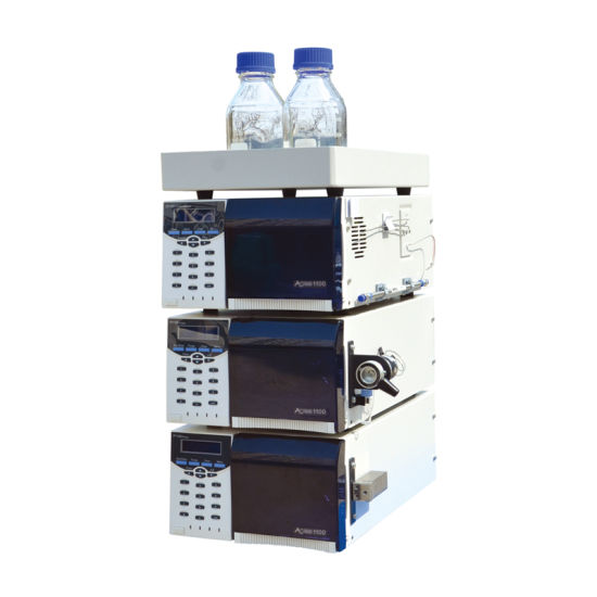 Precise and Efficient Test System Medical Chemistry Instrument High Performance Liquid Chromatography 1100 Series pictures & photos