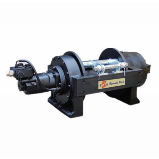 Hydraulic Winch (30ton / 66000lbs)