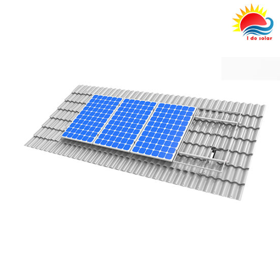 High Quality Solar Single Roof Racking System (NM0072) pictures & photos