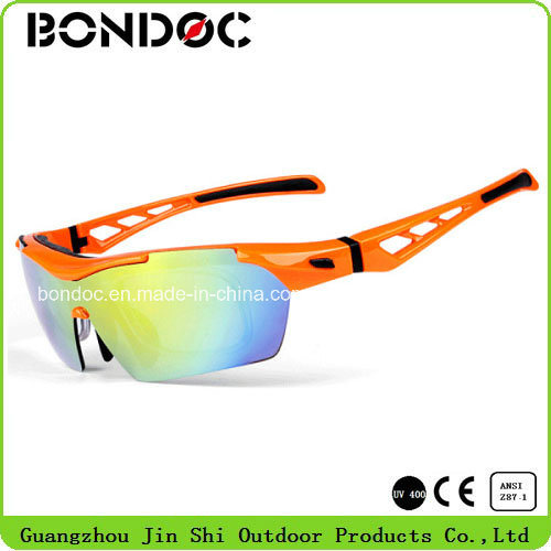 New Design Hot Sale Sport Men Sunglasses
