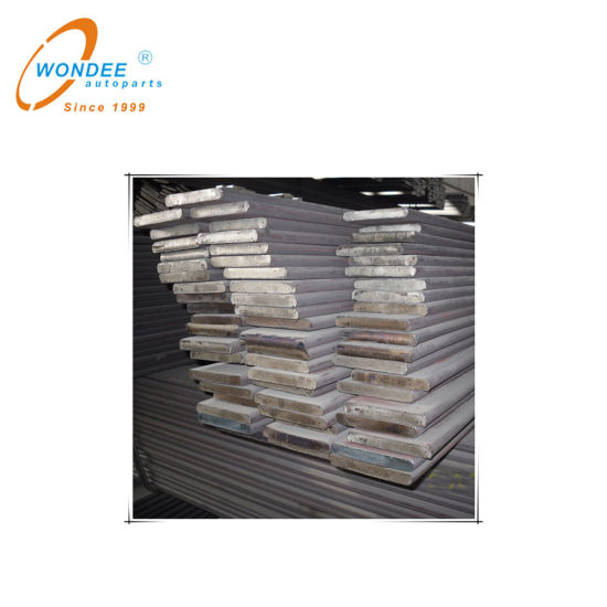 Wholesale Hot Rolled 5160 Sup9a Spring Steel Flat Bar for Leaf Spring