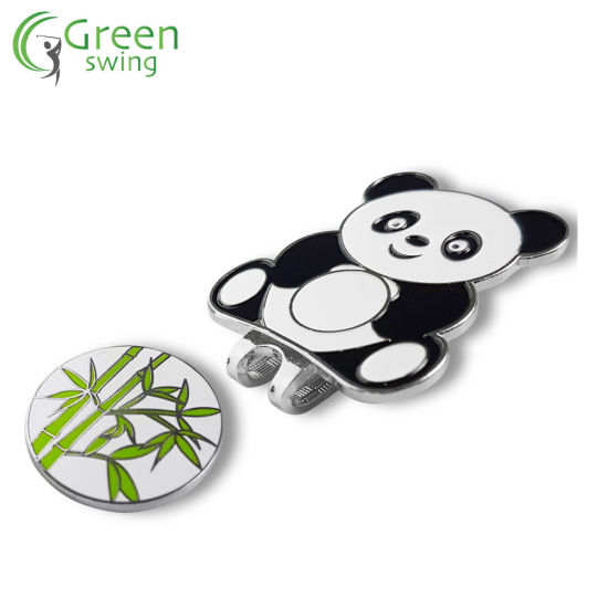 44e29c2822d Fashion and Creative Design Golf Hat Clips with Ball Marker pictures    photos