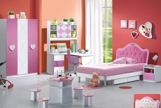 Children Bed Room Sets Kid Furniture Kid Bed Single Bed Bunk ...