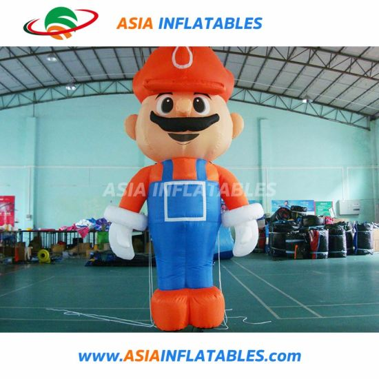 Inflatable Cartoon Model/Inflatable Cartoon/Giant Cartoon for Advertising pictures & photos