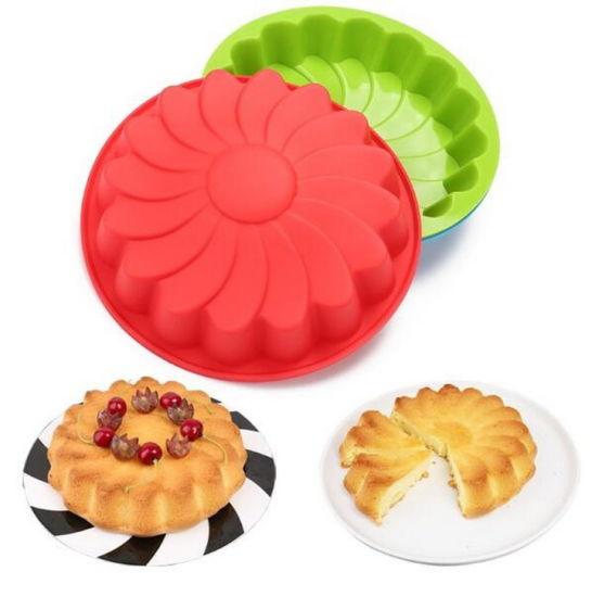 Disc FDA Food Grade Silicone Cake Bakeware Mold