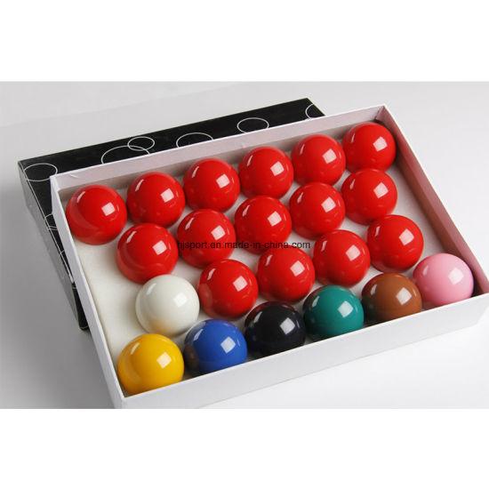 Professional Pool Balls 52mm