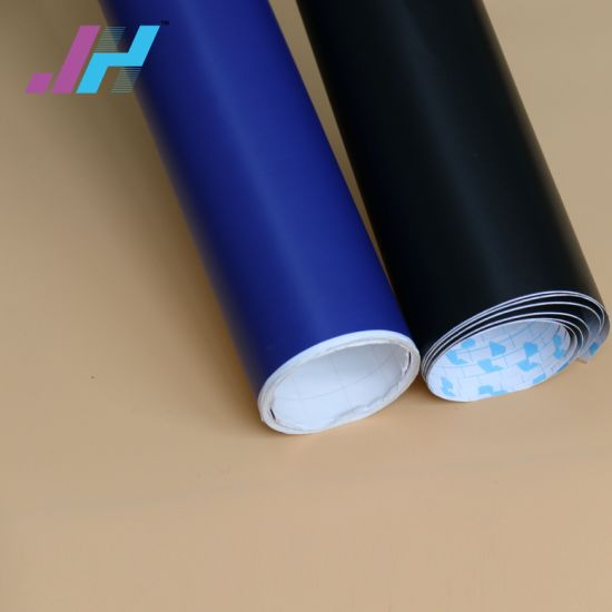 China Supplier Self Adhesive Color PVC Film Plotter Oracal Vinyl