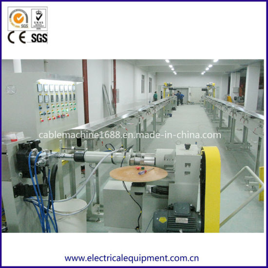 2019 Customized Silicone Wire and Cable Machine