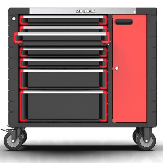 Workshop Use Steel Material Garage Storage Kinbox Tool Cabinet