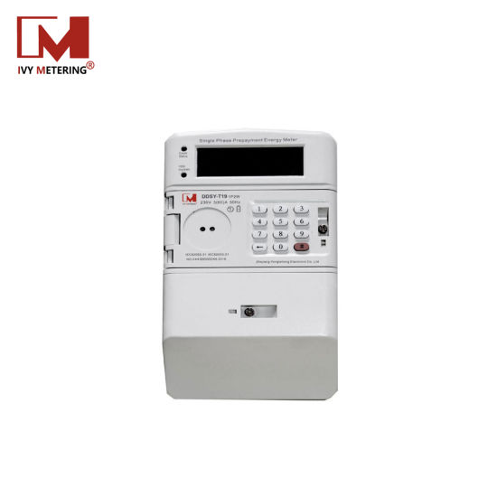 Kema Compliant Keypad Based Bangladesh Electrical Meter