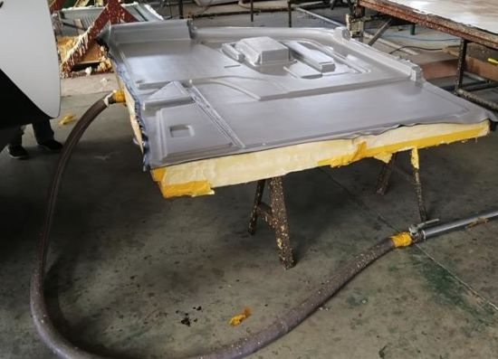 Automtive Interior ABS Sheet and Thermoforming Parts