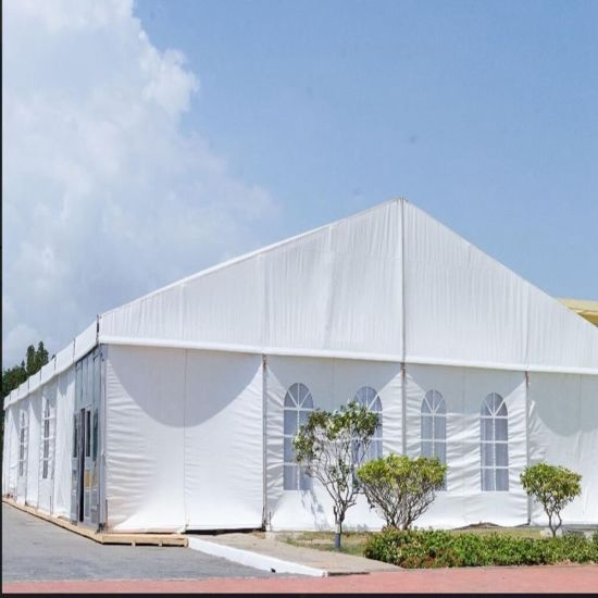 Aluminium PVC Coated Wedding Party Tent for Outdoor Trade Show Tent pictures & photos