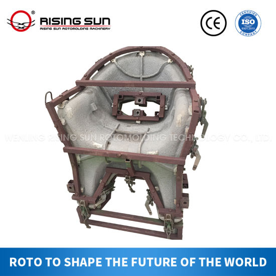 Rising Sun Customized Aluminum or Steel Rotational Molding for Plastic Child Chair