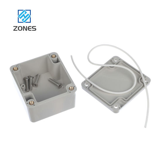 Outdoor IP66 Waterproof Plastic Electrical Junction Box